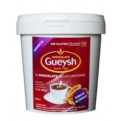 Chocolat chaud intense